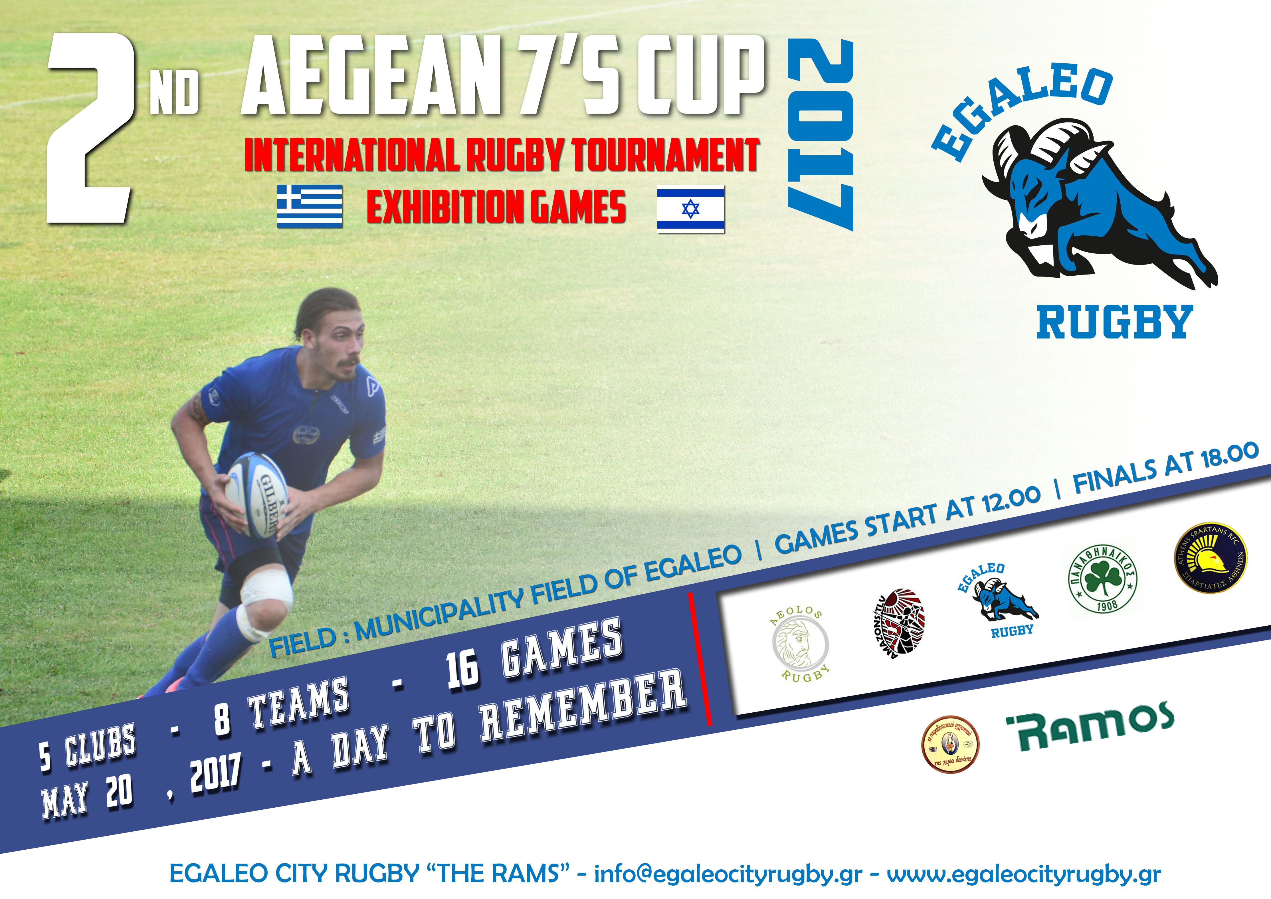 2nd Aegean 7's Cup